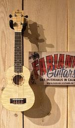 Sopran Ukulele - Koki´o LFM TB, Musikhaus Fabiani Guitars, Pforzheim, 75365 Calw, Tiefenbronn