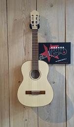 Pro Arte - Silver Series  1/2  - Kinderkonzertgitarre, Kinder Gitarren, Guitars for Kids, kleine Kindergitarren