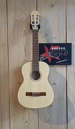 Pro Arte - Silver Series, halbe Größe, Konzertgitarre für Kinder, Guitars for Kids, kleine Kindergitarren, Musik Fabiani Guitars Calw, Renningen, Leonberg, Stuttgart-Vaihingen