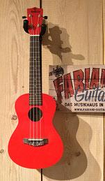 Koki´o Palau Koncert- Ukulele rot, Konzertukulele, Hawaii Ukulele, 75365 Calw