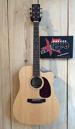 Sigma DRCE, Westerngitarre, Cutaway, Tonabnehmer, Musikhaus Fabiani Guitars 75365 Calw