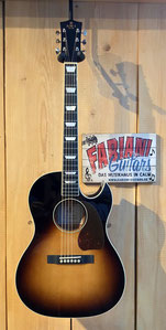 Blueridge BG 140 Westerngitarre, Roundshoulder in Sunburst, Fabiani Guitars 75365 Calw