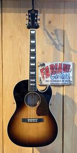 Blueridge BG 140 Westerngitarre, Roundshoulder in Sunburst, Akustikgitarre, Acousticguitar, Fabiani Guitars für 75365 Calw, Stuttgart, Ludwigsburg, Gerlingen, Leonberg und Weil der Stadt