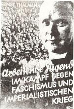 """[Umschlagseite der Broschüre zum Treffen. Freigabe: Partei """"Die Linke Potsdam""""]"""