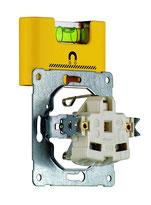Pocket Wasserwaage mit Magnet