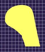 ヤマハ33B リム形状