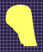 ヤマハ33C4 リム形状