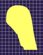 ヤマハ34C リム形状