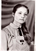 Половинкина Валентина, 1986 г.
