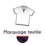 marquage sérigraphie broderie textile
