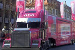 Wahlkampf Tour Truck