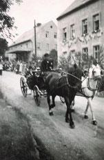 Bild: Teichler Wünschendorf Börner Göthel 1952