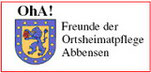 Logo Ortsheimatpflege Abbensen Generationenhilfe Alt Jung