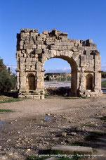 Mactaris / Makthar - Bab el Aïn - Arc de triomphe - TN
