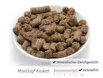 MaxiDog® Krokett Alleinfuttermittel - Reico's Allroundfutter für Hunde