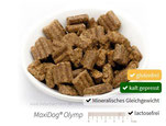 MaxiDog® Olymp Alleinfuttermittel - Das Beste, was die Natur zu bieten hat