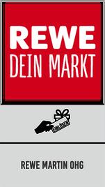 REWE Martin Hosenfeld - Einlösestelle Südwest-Guschein Regionalforum Fulda Südwest