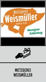 Metzgerei Weismüller - Einlösestelle Südwest-Guschein Regionalforum Fulda Südwest