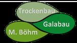 Logo Galabau & Trockenbau Böhm