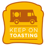 Keep on toasting