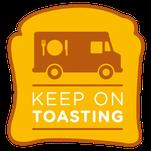Keep on toasting