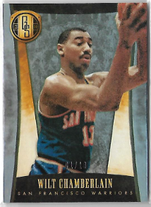 WILT CHAMBERLAIN / Parallel - No. 288  (#d 1/10)