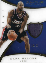 KARL MALONE / Immaculate Patch - No. P-KM  (#d 24/32)