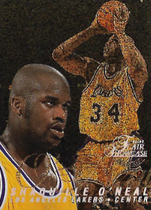 SHAQ O´NEAL / Showcase ROW 0 - No. 10