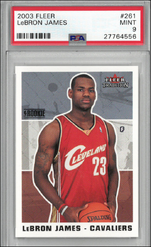 FLEER ROOKIE - No. 261