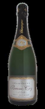 Champagne Bruno Cez. Cuvée de RÉSERVE