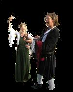 """Musikgruppe """"Pech und Schwefel"""""""