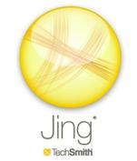 outil de capture d'écran gratuit productivité Jimdo Jing