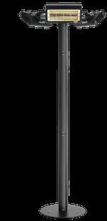 Mobile Infrarot Heizung Tansun RIVIERA