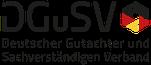 Mitglied im deutschen Gutachter Sachverständigen Verband e.V Heizungssachverständiger Sanitärsachverständiger Immobiliensachverständiger