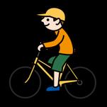 自転車こども