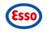 Logo Esso-Tankstelle in Soltau, Spender für die Soltauer Tafel.