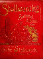 Stollwerck-Sammelalbum No.1     (Foto: CC BY-SA 3.0)