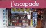 L'Escapade librairie Oloron partenaire de l'ACCOB