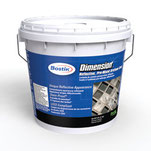 Bucket of Dimensions Grout for Glass and Tile: sparkle, glitter, dazzle, and shine