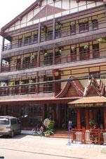Chantapanya Hotel, Vientiane