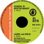 GIRLIE & LAUREL AITKEN - Scandal In A Brixton Market