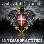 "ONLY ATTITUDE COUNTS ""20 years of Attitude"""