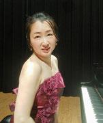 宇田川 由紀子(ピアノ)