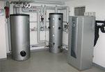 Wärmepumpen-Anlagen