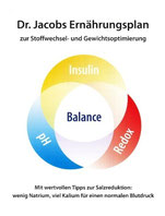 Dr. Jacobs Ernährungsplan ... Stoffwechsel- und Gewichtsoptimierung