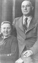 Johanna und Adolph Kander