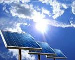 Panneau solaire pour station de lavage auto