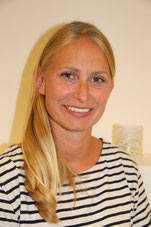 Die neue 1. Vorsitzende des KSV Alina Wäschle