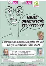 PV-Akademie der ÖLI-UG  UGÖD  UBG  Plakat:ÖLI bearbeitet:spagra