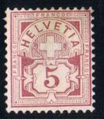 CH 54 Mi.Nr.: 46